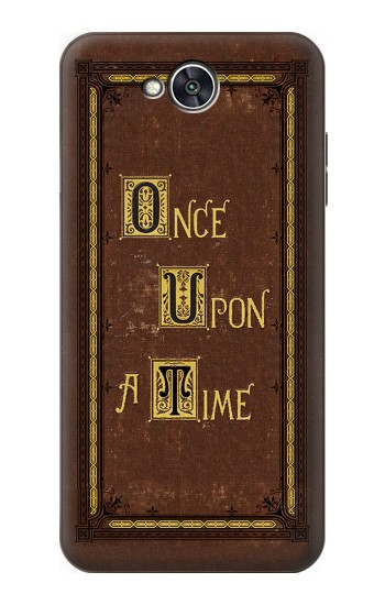 Printed Once Upon a Time Book Cover LG X power2 Case