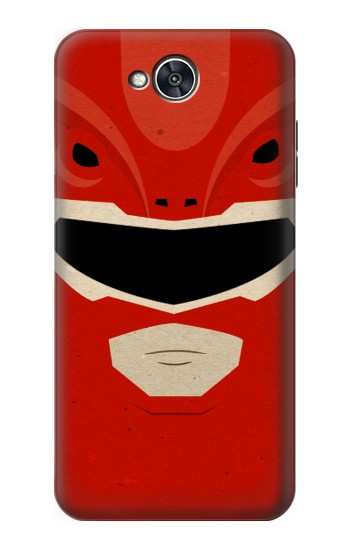 Printed Power Ranger Red Minimalist LG X power2 Case