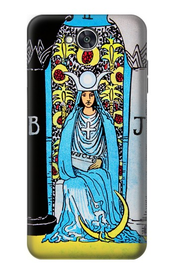 Printed The High Priestess Vintage Tarot Card LG X power2 Case