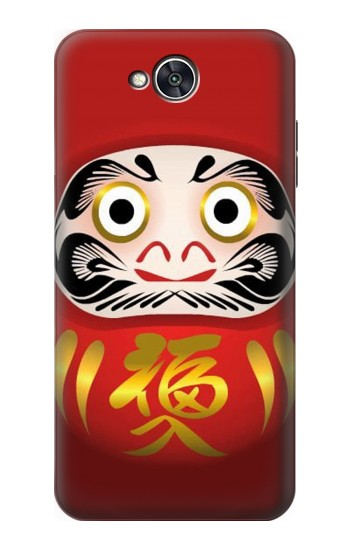 Printed Japan Daruma Doll LG X power2 Case