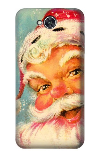 Printed Christmas Vintage Santa LG X power2 Case