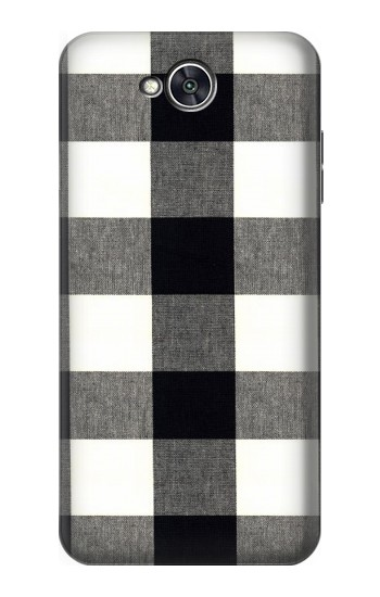 Printed Black and White Buffalo Check Pattern LG X power2 Case