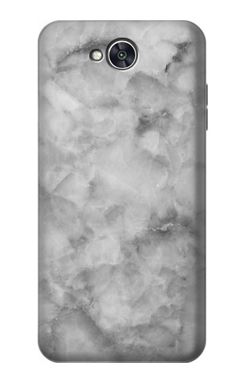 Printed Gray Marble Texture LG X power2 Case