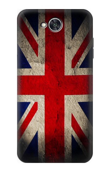 Printed Vintage British Flag LG X power2 Case