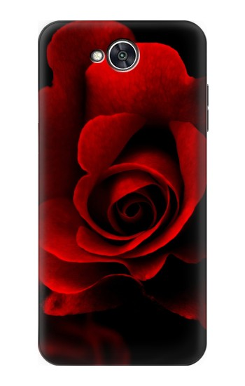 Printed Red Rose LG X power2 Case