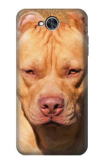 Printed American Pitbull Dog LG X power2 Case