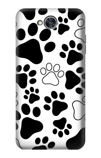 Printed Dog Paw Prints LG X power2 Case