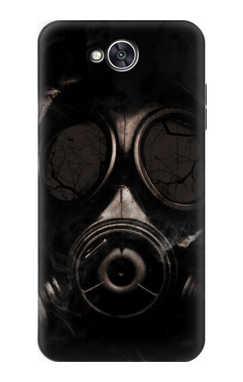 Printed Gas Mask LG X power2 Case