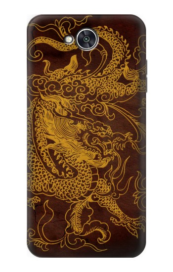 Printed Chinese Dragon LG X power2 Case