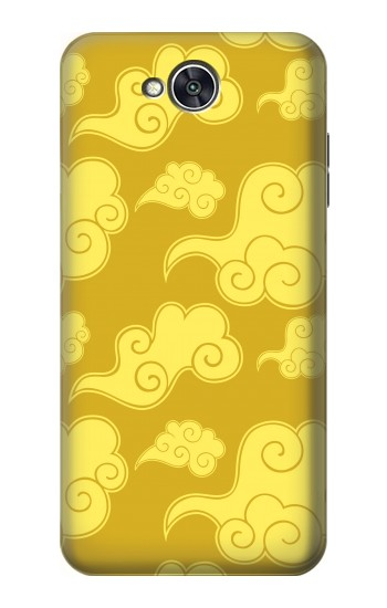 Printed Asian Clouds Pattern LG X power2 Case