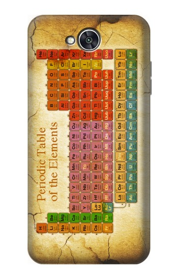 Printed Vintage Periodic Table of Elements LG X power2 Case