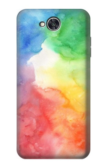 Printed Colorful Watercolor LG X power2 Case