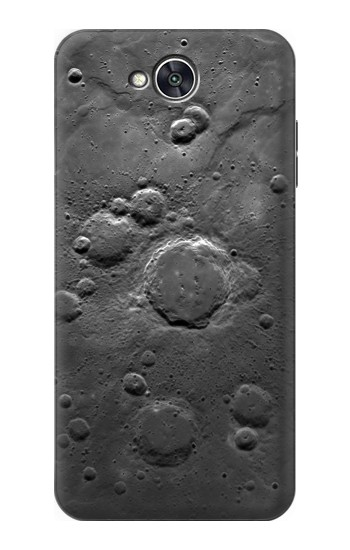 Printed Moon Surface LG X power2 Case