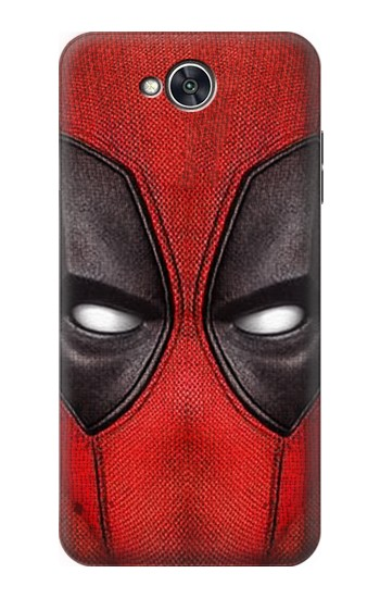 Printed Deadpool Mask LG X power2 Case