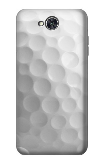 Printed White Golf Ball LG X power2 Case