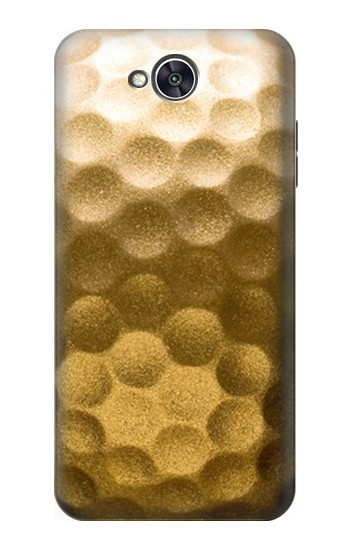 Printed Gold Golf Ball LG X power2 Case