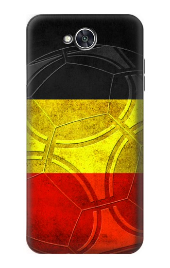 Printed Belgium Football Flag LG X power2 Case