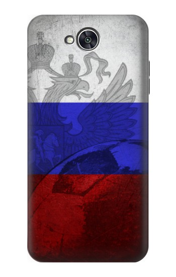 Printed Russia Football Flag LG X power2 Case