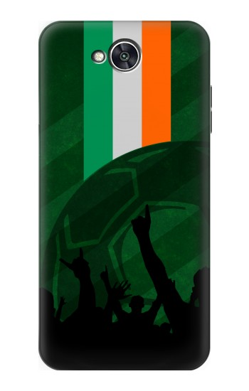 Printed Ireland Football Flag LG X power2 Case