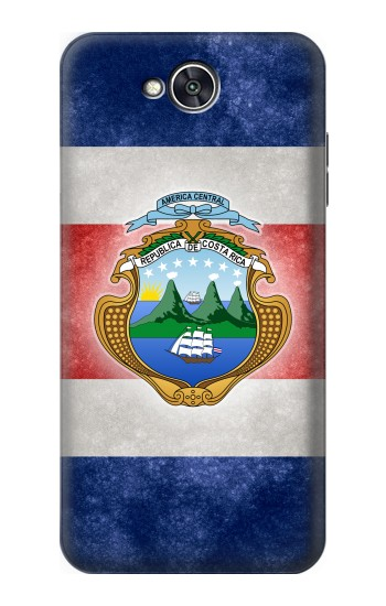 Printed Costa Rica Flag LG X power2 Case