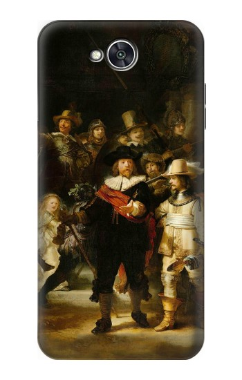 Printed The Night Watch Rembrandt LG X power2 Case
