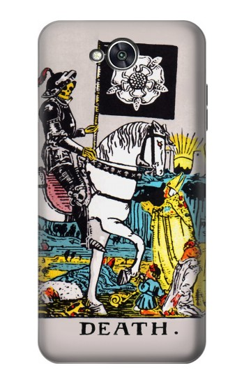 Printed Tarot Card Death LG X power2 Case