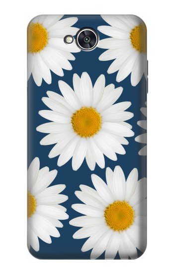 Printed Daisy Blue LG X power2 Case