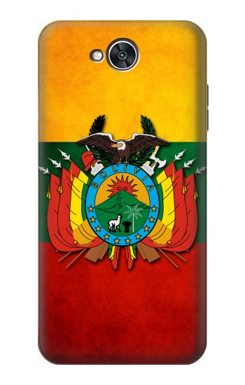 Printed Bolivia Flag LG X power2 Case