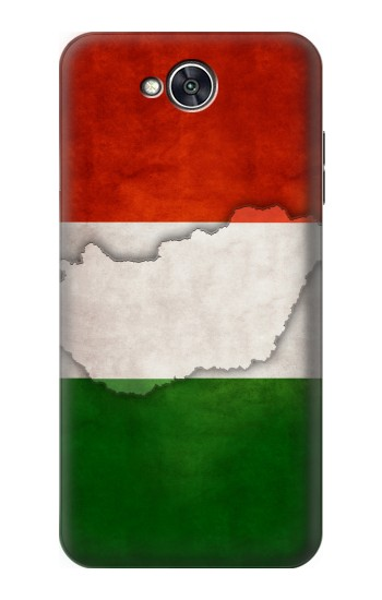 Printed Hungary Flag LG X power2 Case