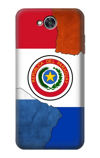 Printed Paraguay Flag LG X power2 Case