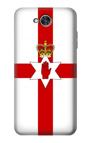 Printed Flag of Northern Ireland LG X power2 Case