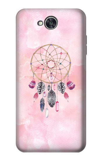 Printed Dreamcatcher Watercolor Painting LG X power2 Case