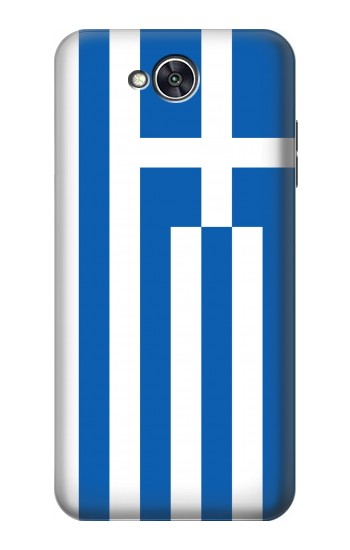 Printed Flag of Greece LG X power2 Case