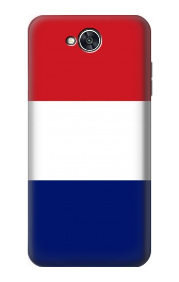 Printed Flag of France and the Netherlands LG X power2 Case