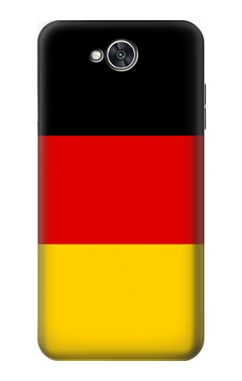 Printed Flag of Germany LG X power2 Case