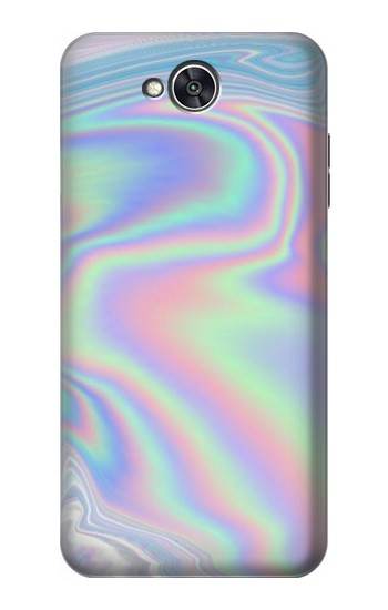 Printed Pastel Holographic Photo Printed LG X power2 Case