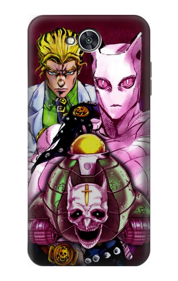 Printed Jojo Bizarre Adventure Kira Yoshikage Killer Queen LG X power2 Case