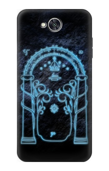 Printed Lord of The Rings Mines of Moria Gate LG X power2 Case