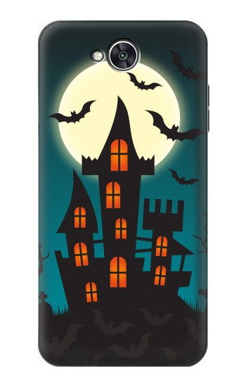Printed Halloween Festival Castle LG X power2 Case