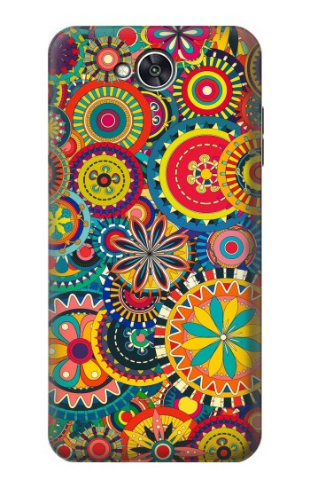 Printed Colorful Pattern LG X power2 Case