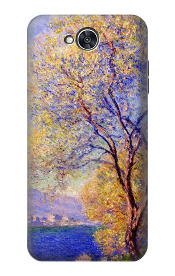 Printed Claude Monet Antibes Seen from the Salis Gardens LG X power2 Case