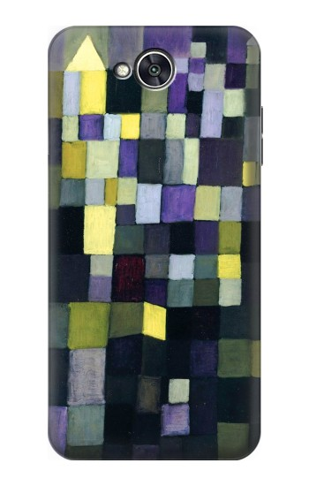 Printed Paul Klee Architecture LG X power2 Case