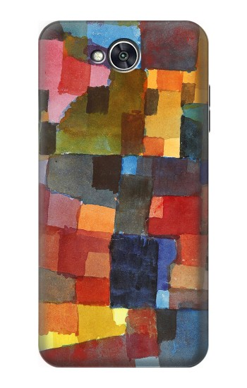 Printed Paul Klee Raumarchitekturen LG X power2 Case