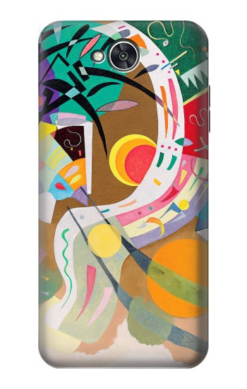 Printed Vasily Kandinsky Guggenheim LG X power2 Case