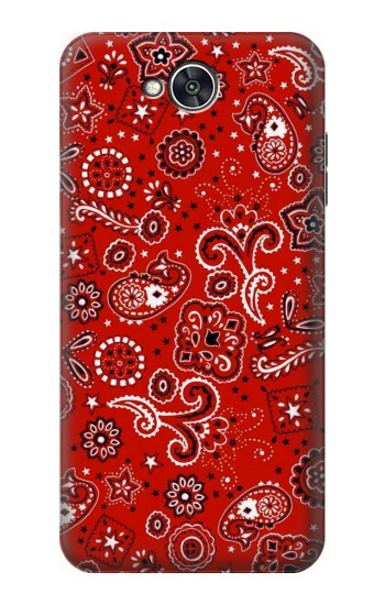 Printed Red Bandana LG X power2 Case