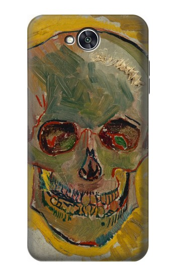Printed Vincent Van Gogh Skull LG X power2 Case