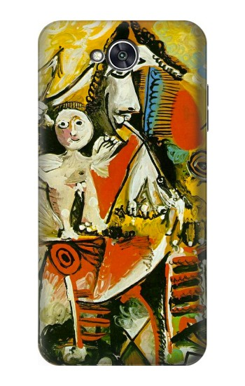 Printed Picasso Painting Cubism LG X power2 Case