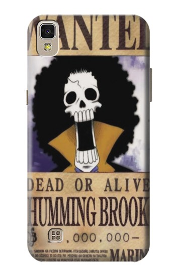 Printed One Piece Humming Brook Wanted Poster LG F70 D315 Case