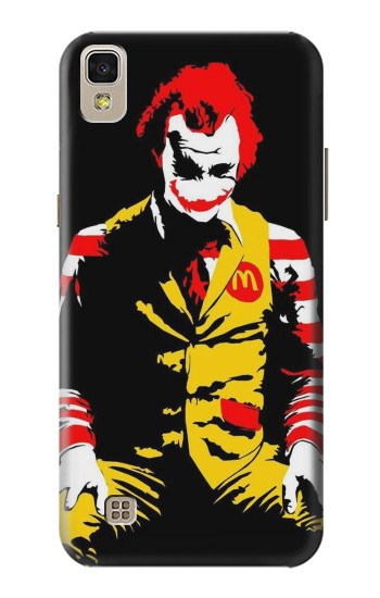 Printed Mc Donalds Joker LG F70 D315 Case