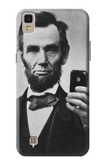 Printed Abraham Lincoln LG F70 D315 Case